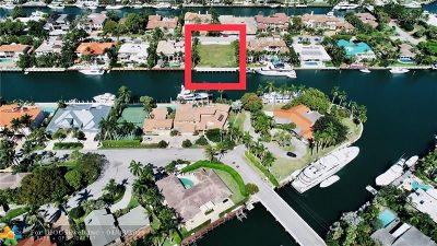 Fort Lauderdale Single Family Home For Sale: 2540 Del Lago Dr