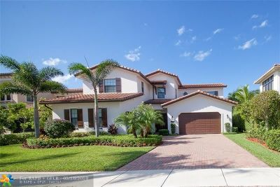 Boca Raton Single Family Home For Sale: 17751 Cadena Dr