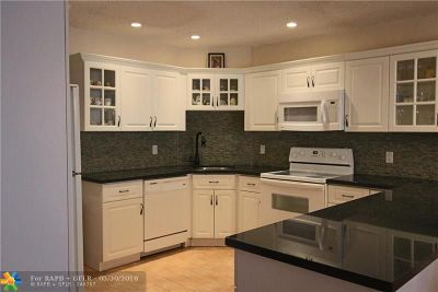 Broward County, Collier County, Lee County, Palm Beach County Rental For Rent: 3791 NW 84th Ave #1F