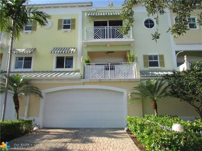 Fort Lauderdale Single Family Home For Sale: 708 SE 15th St