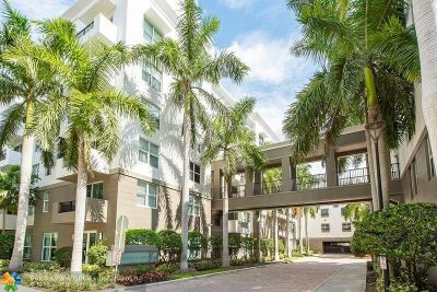 Fort Lauderdale Condo/Townhouse For Sale: 2421 NE 65th St #307