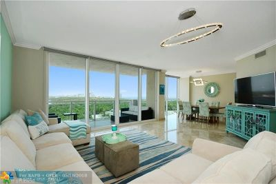 Fort Lauderdale Condo/Townhouse For Sale: 2845 NE 9th St #1104