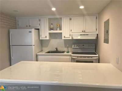 Fort Lauderdale Rental For Rent: 700 SE 14th Ct #3