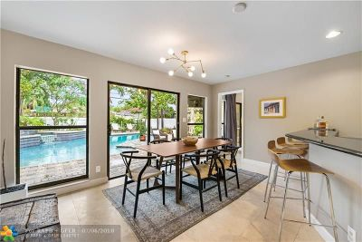 Fort Lauderdale Single Family Home For Sale: 713 SE 6th Ct