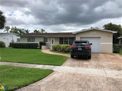Pembroke Pines Single Family Home Backup Contract-Call LA: 11700 NW 14th Ct