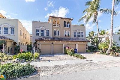 Condo/Townhouse For Sale: 105 NE 13th Ave #105