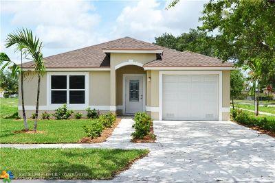 Opa-locka Single Family Home Backup Contract-Call LA: 2401 NW 152nd Ter