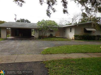 Plantation Single Family Home Backup Contract-Call LA: 362 S Fig Tree Lane