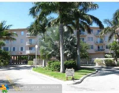 Pompano Beach Condo/Townhouse For Sale: 1967 S Ocean Blvd #306