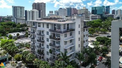 Fort Lauderdale Condo/Townhouse For Sale: 410 NW 1st Ave #701