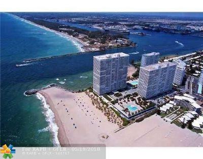 Fort Lauderdale Rental For Rent: 2200 S Ocean Ln #1601