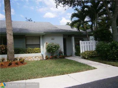 Coconut Creek Condo/Townhouse For Sale: 3851 Carambola Cir #29142