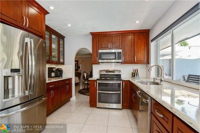 Imperial Point Single Family Home Backup Contract-Call LA: 2136 NE 67th St