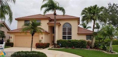 Pembroke Pines Single Family Home For Sale: 734 NW 177th Ave