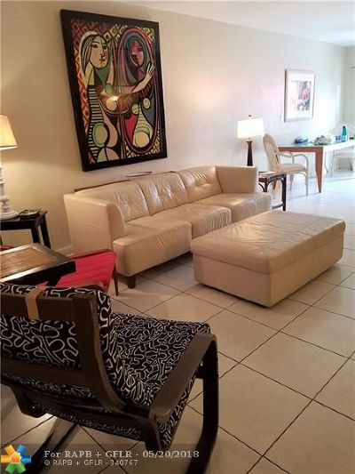 Wilton Manors Rental For Rent: 2113 NE 26th St #East