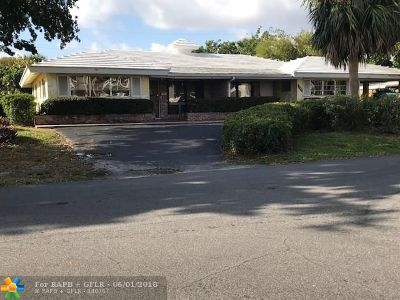 Fort Lauderdale Multi Family Home For Sale: 2100 NE 45th St