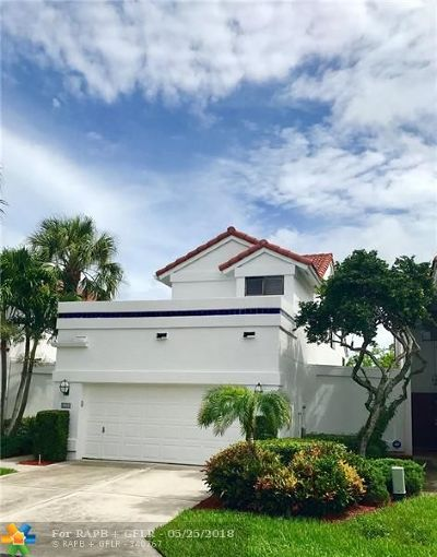 Boca Raton FL Single Family Home For Sale: $421,000