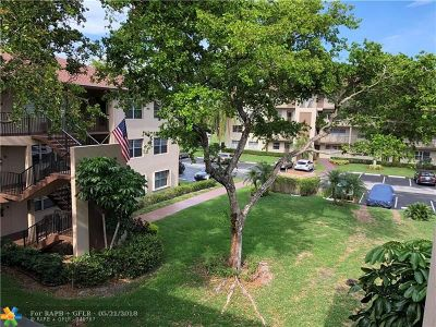 Pembroke Pines Condo/Townhouse For Sale: 100 SW 132nd Way #310K