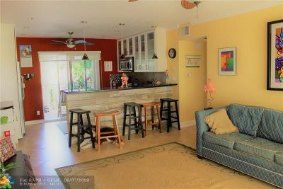 Pompano Beach Condo/Townhouse For Sale: 1780 SE 4th St #12