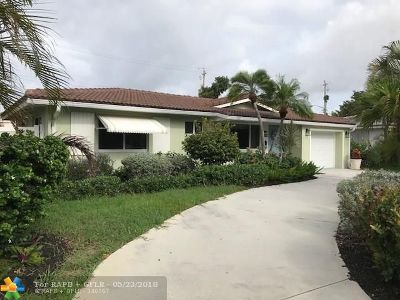 Deerfield Beach Single Family Home Backup Contract-Call LA: 807 S.e. 9th Ave