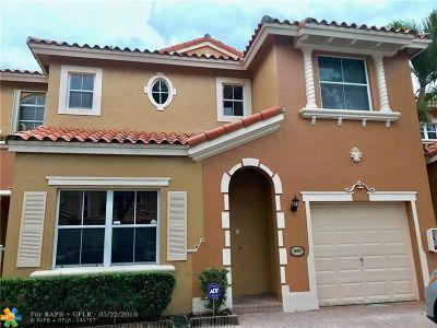 Miami Condo/Townhouse For Sale: 8521 NW 138th Ter #1807
