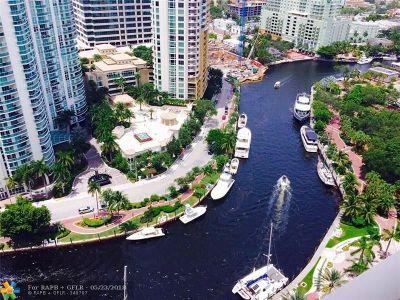 Fort Lauderdale Rental For Rent: 511 SE 5th Ave #2523