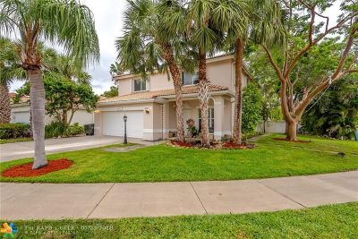 Coconut Creek Single Family Home For Sale: 4101 NW 62nd Dr