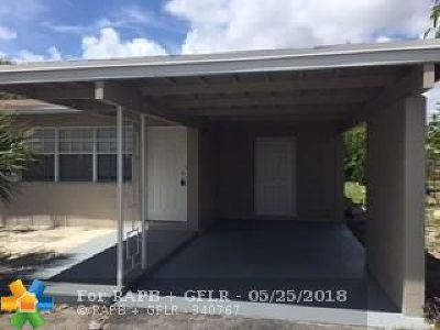 Single Family Home For Sale: 1633 N Seacrest Blvd