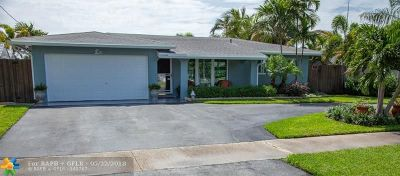 Pompano Beach Single Family Home For Sale: 390 SE 1st Ter