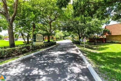 Deerfield Beach Condo/Townhouse Backup Contract-Call LA: 2872 Waterford Dr #2872