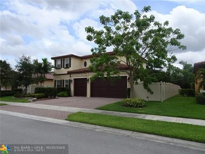 Davie Single Family Home For Sale: 13040 SW 13th St