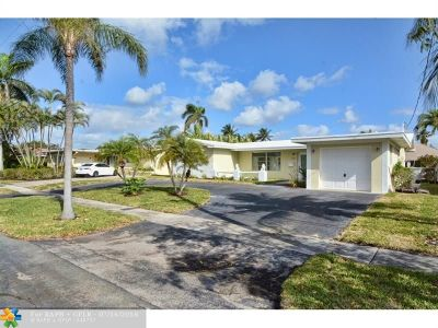 Pompano Beach FL Single Family Home For Sale: $524,000