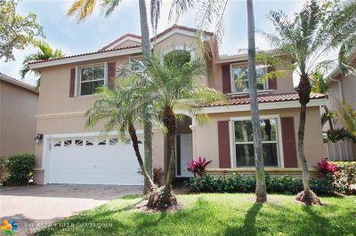 Hollywood Single Family Home For Sale: 1030 Scarlet Oak St