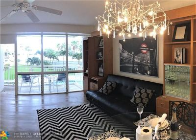 Fort Lauderdale Condo/Townhouse For Sale: 1920 S Ocean Dr #207