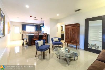 Hollywood Condo/Townhouse For Sale: 411 S Crescent Dr #105