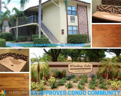 Sunrise Condo/Townhouse For Sale: 10025 Winding Lake Rd #102