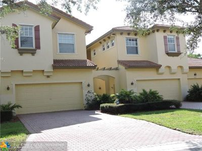 Coral Springs Rental For Rent: 5756 NW 119th Dr #5756
