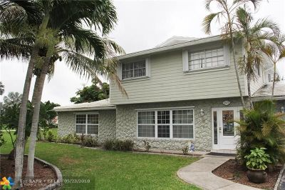 Coral Springs Single Family Home For Sale: 3570 NW 99th