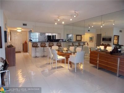 Pompano Beach FL Condo/Townhouse For Sale: $219,000