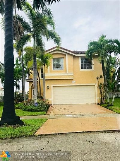 Miramar Single Family Home For Sale: 1828 SW 175th Ave