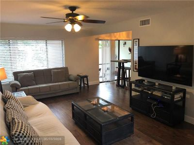 Boca Raton FL Condo/Townhouse For Sale: $205,000