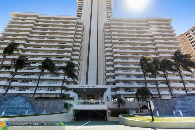 Fort Lauderdale Condo/Townhouse For Sale: 3900 Galt Ocean Dr #103