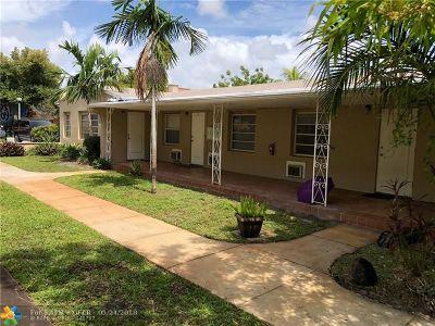 Fort Lauderdale Residential Lots & Land For Sale: 624 NE 7th Av
