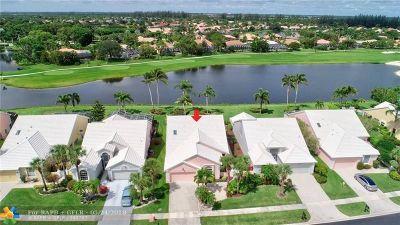 Boynton Beach Single Family Home Backup Contract-Call LA: 8378 Horseshoe Bay Rd