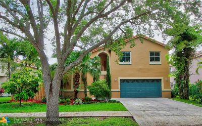 Parkland Single Family Home For Sale: 6250 NW 58th Wy