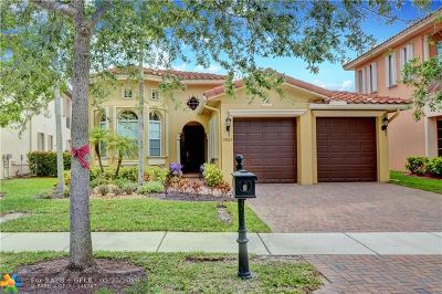 Parkland FL Single Family Home For Sale: $509,900