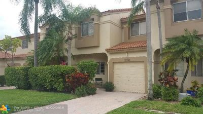 Boca Raton Rental For Rent: 6811 Via Regina #6811