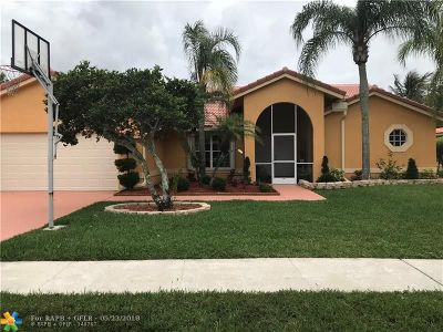 Boca Raton Single Family Home For Sale: 12370 Baywind Ct