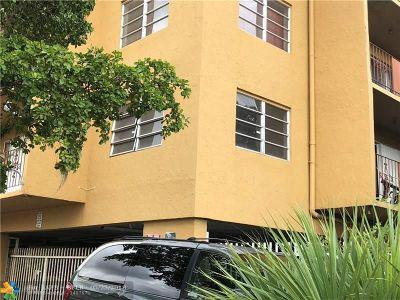 North Miami Condo/Townhouse For Sale: 13480 NE 6th Ave #114