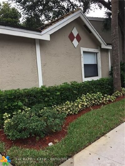 Coral Springs FL Rental For Rent: $1,600